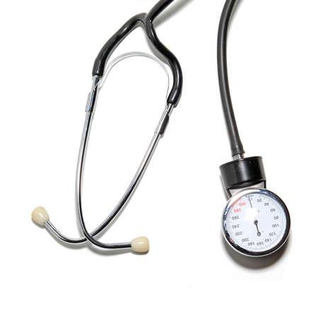 tonometer on white background Stock Photo - 12247200