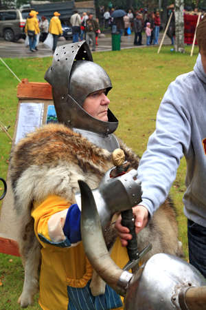 panoply: knight