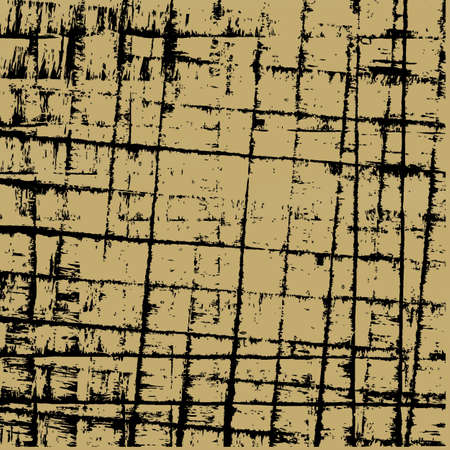 texture du vieux papier, illustration vectorielle