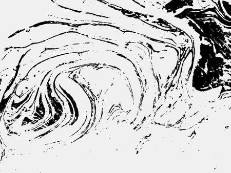 なでる: 古い紙ベクトル図のテクスチャ