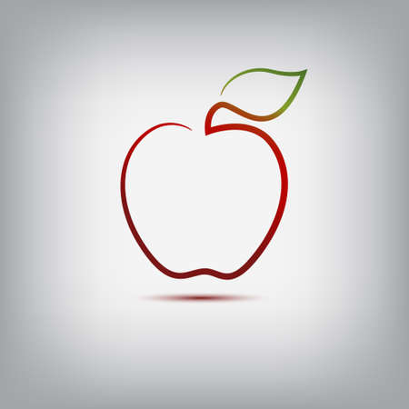 Apple logo Vector