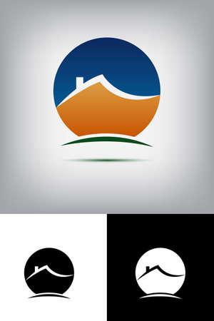 House logo Stock Vector - 17004393