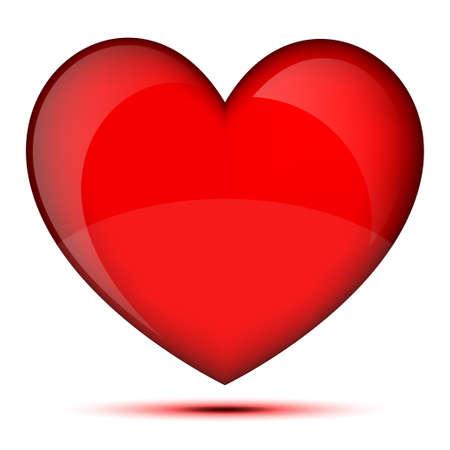 Bright healthy heart Stock Vector - 17316923