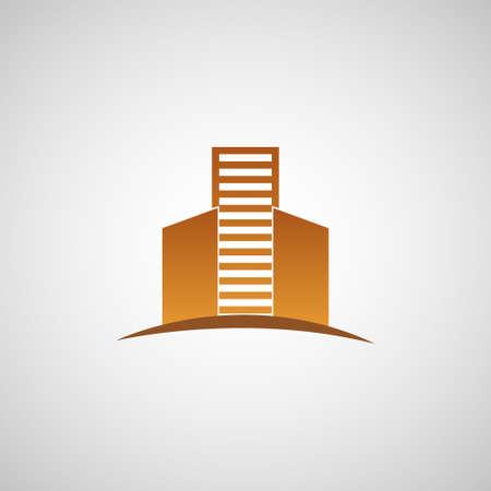 Real estate logo work