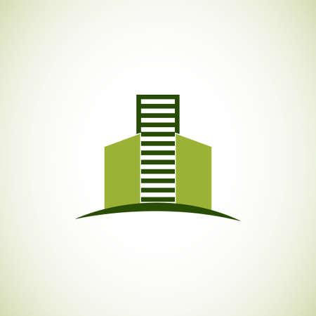 architects: Real estate logo