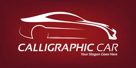 charismatic:  Calligraphic car
