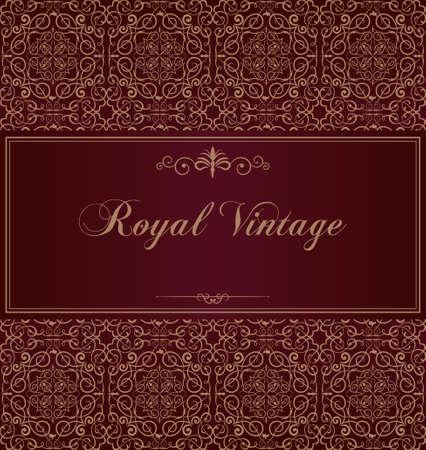 successes: Viola carta vintage royal