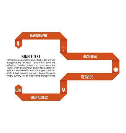 mechaninc: Infographic option elements