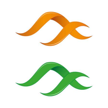 kavram ve fikirleri: Infinity logo şablonu