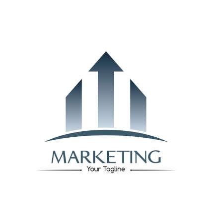 quot: Marketing symbol template
