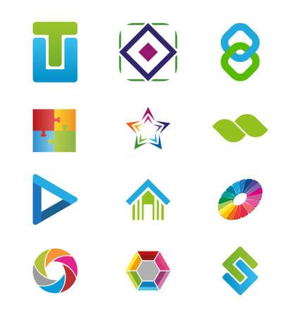 v�locit�: �l�ments du logo Creative