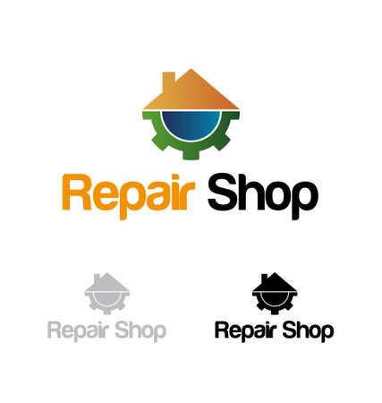 spare parts: Repair shop
