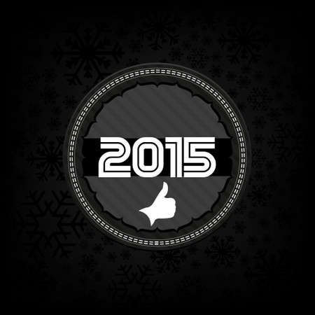 quot: 2015 Happy new year card