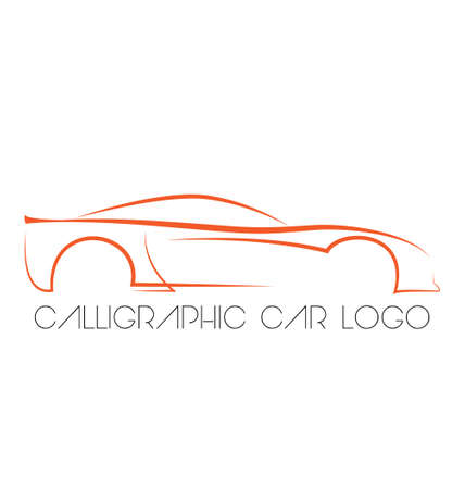 futures: Calligraphic car logos
