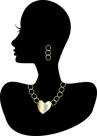 Jewelry 2. Also available in other sets. Vector