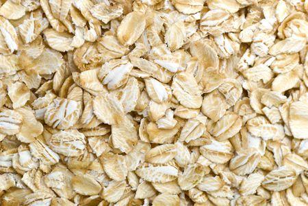 quaker: Oatmeal grains