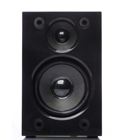 speakers: audio speakers Stock Photo