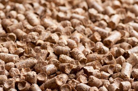 wood pellet: Wood pellet background pattern