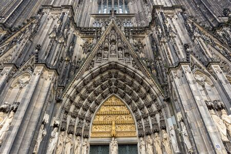 mediaval: Main Entrance Cologne Cathedral