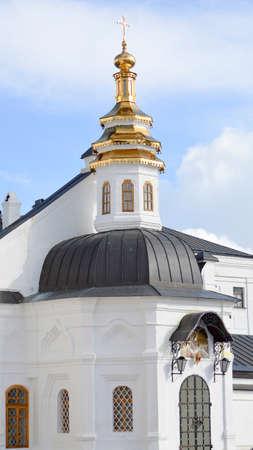sobor: Cathedral Pokrovsky Sobor. Tobolsk