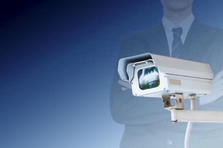 cctv: C�mara de seguridad CCTV o el fondo digital
