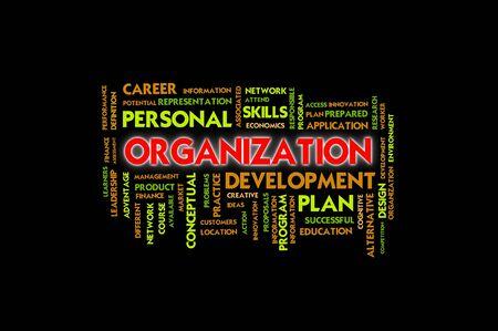 instances: Formulazione concetto di business, l'organizzazione