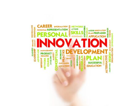 instances: Man dito puntato sul concetto di business, innovazione