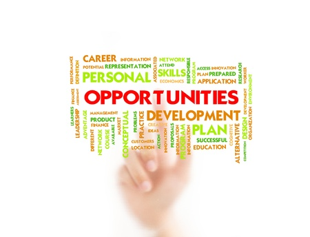 Man finger pointing on business concept, opportunities Stock Photo - 10489810