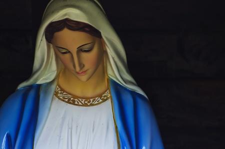 mother of jesus: Maria Statue