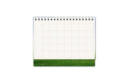calendar template photo