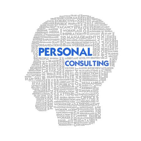 cognicion: Palabra nube concepto de negocio dentro de forma de la cabeza, la idea y creativa Foto de archivo