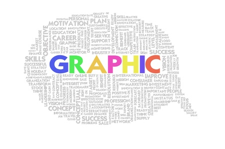 Business word inside speech bubble, business concept Stock Photo - 11568775