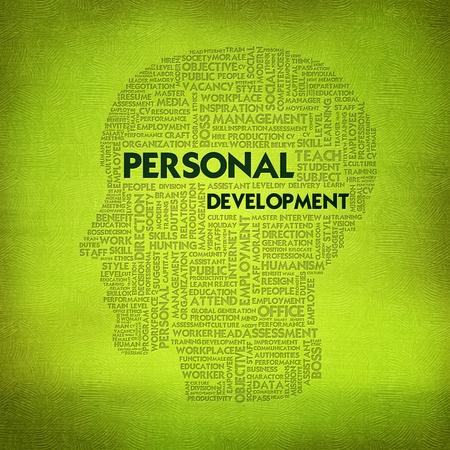 COGNICION: Palabra nube concepto de negocio dentro de forma de la cabeza, el desarrollo personal