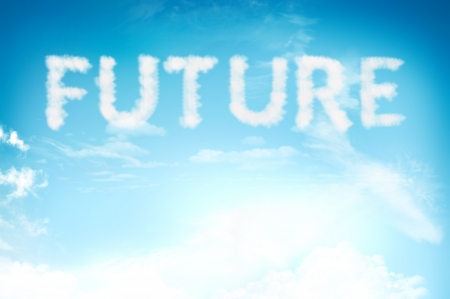 Cloud on the sky for new and opportunity concept Stock Photo - 13773966
