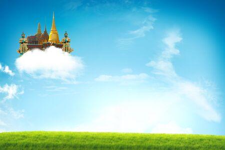 Thailand bangkok travel concept Stock Photo - 13774029