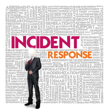 Business word cloud for business concept, Business continuity Stock Photo - 14107356