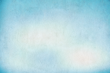 Blue sky on Paper texture background photo