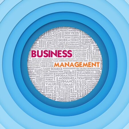businessplan: Business word cloud for business concept, Business Management