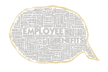 technologys: Wordcloud on texture paper speech bubble, Human Resource