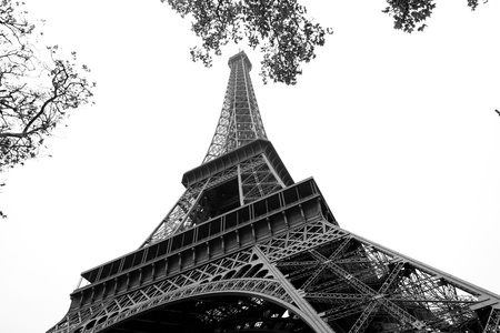 Paris Eiffel Tower Stock Photo - 16857401