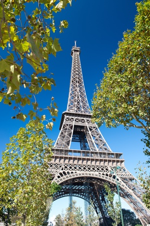 Paris Eiffel Tower photo