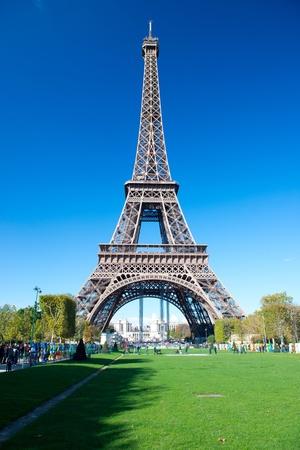 Paris Eiffel Tower Stock Photo - 16857486