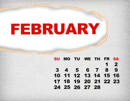 2013 year calendar Stock Photo - 17050357