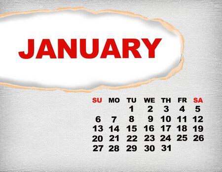 2013 year calendar Stock Photo - 17050359