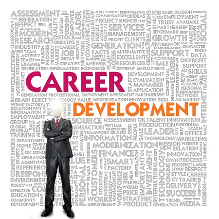 hire: Word cloud for business and finance concept, Career Development