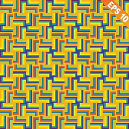 Pattern seamless background -  Vector illustration