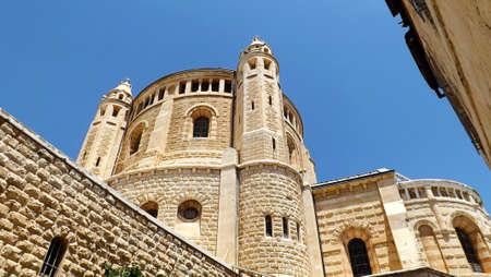 House in Old City Jerusalem Banque d'images