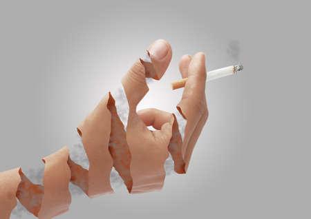 non smoking: This picture show sign Non smoking Stop smoking Stock Photo