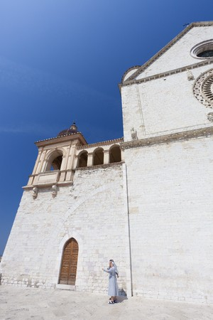 jezus: Assisi in Italy
