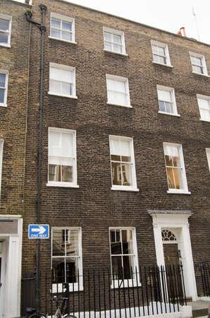 the liberator: Il liberatore dell'America Latina Simon Bolivar 1783 - 1830 presentata in questa casa georgiana nel centro di Londra durante il 1810